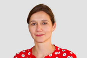 Dr Ana Wilson, Consultant Gastroenterologist