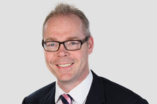 Dr Andrew Latchford, Consultant Gastroenterologist