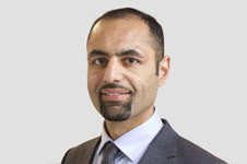 Dr Laith Al-Rubaiy, Consultant Gastroenterologist